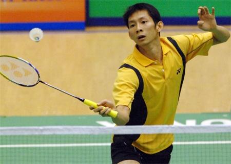 Tien Minh lan thu ba tham du Olympic hinh anh