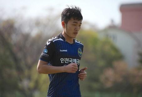 Xuan Truong thi dau 61 phut cho Incheon tai K.League hinh anh