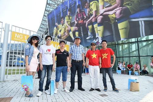 Xuan Truong, Cong Phuong la 'con ga de trung vang' hinh anh 1