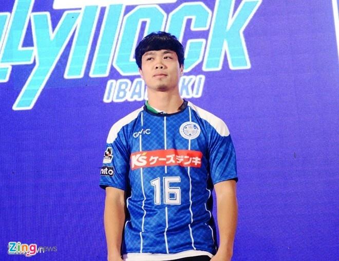 Xuan Truong, Cong Phuong la 'con ga de trung vang' hinh anh 2