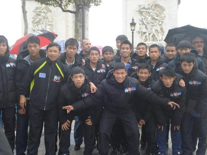 Dong doi cu cua Cong Phuong nhan giai vua pha luoi futsal hinh anh 1
