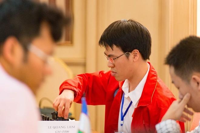 Le Quang Liem gianh ngoi a quan giai chau A hinh anh