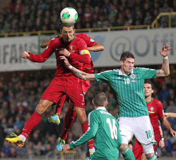 7 khoanh khac dang nho cua Ronaldo cung tuyen Bo Dao Nha hinh anh 4