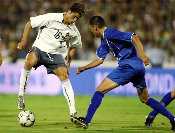 7 khoanh khac dang nho cua Ronaldo cung tuyen Bo Dao Nha hinh anh 7