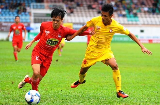 Chia diem Hai Phong, HAGL bang diem doi ap chot V.League hinh anh