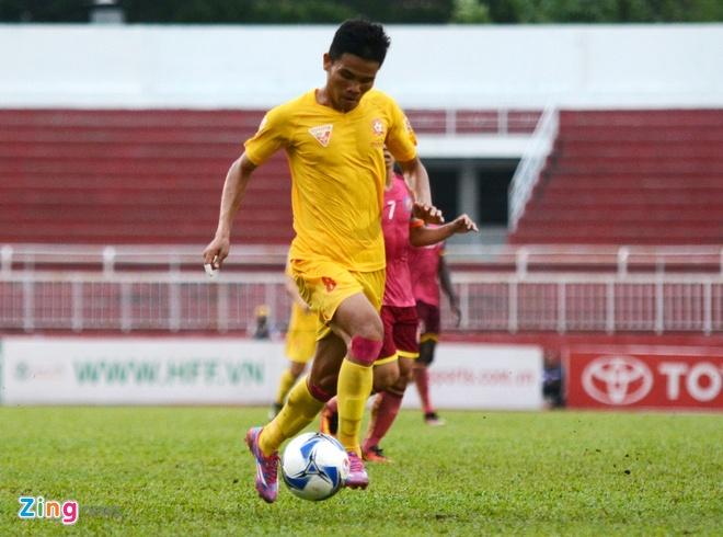 Hai Phong nguoc dong cam hoa CLB Sai Gon 3-3 hinh anh 1
