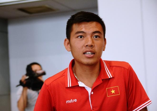 Ly Hoang Nam quyet vo dich giai Men's Futures tren san nha hinh anh