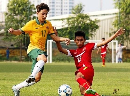 Chung ket U16 DNA: Viet Nam quyet ha Australia hinh anh