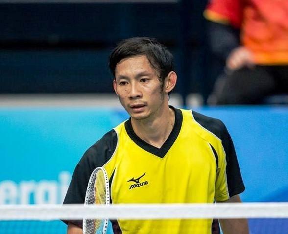 Tien Minh cung bang dau voi Lin Dan o Olympic 2016 hinh anh