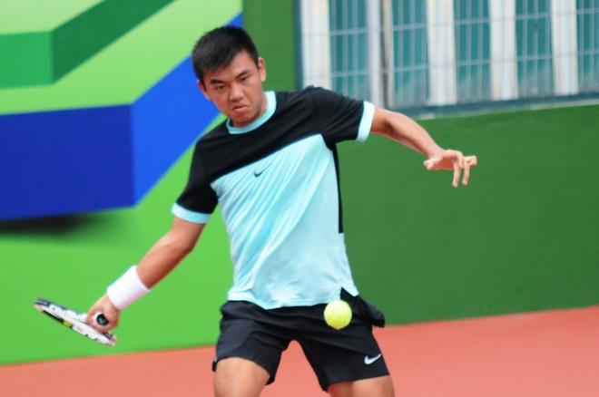 Ly Hoang Nam thua tay vot hon 400 bac tai Vietnam Futures hinh anh
