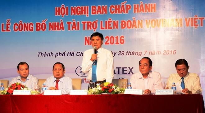 Hoi nghi BCH Lien doan Vovinam Viet Nam anh 1