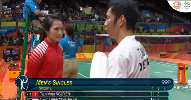 Tien Minh thang tran thu hai o Olympic hinh anh 1
