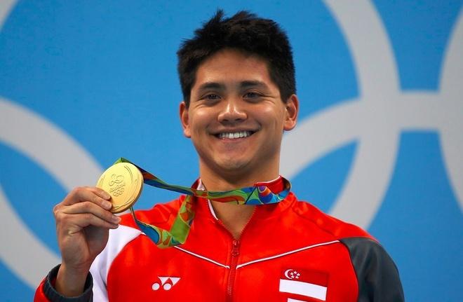 The thao Dong Nam A dai thang tai Olympic 2016 hinh anh 2