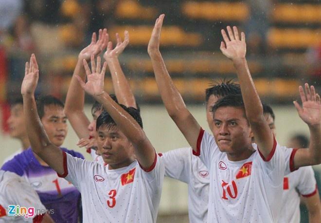 U19 Viet Nam danh bai U19 Thai Lan 1-0 hinh anh 1