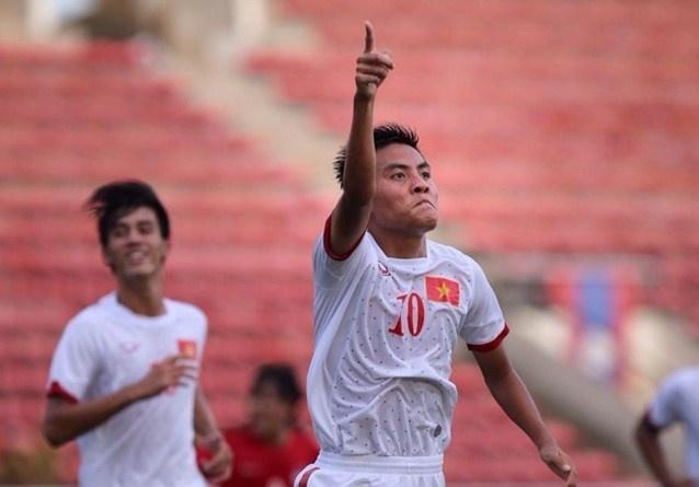 U19 Viet Nam danh bai U19 Thai Lan 1-0 hinh anh