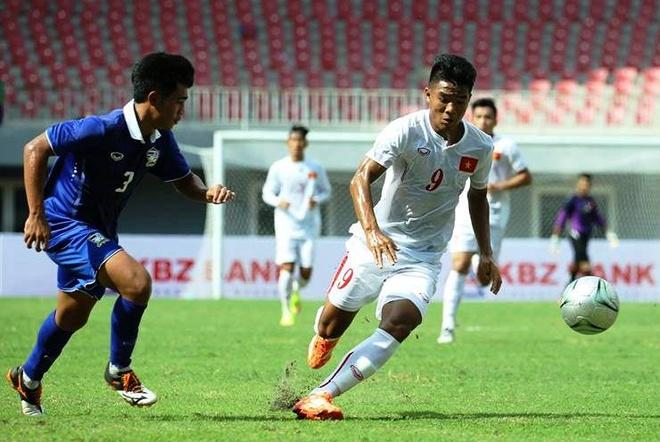 HLV U19 Myanmar danh gia cao U19 Viet Nam hinh anh