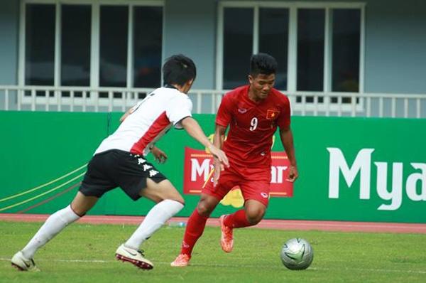 U19 Viet Nam tranh ngoi vo dich voi U18 Sapporo hinh anh 1