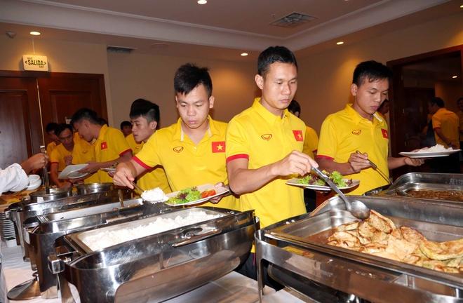 Tuyen futsal Viet Nam du World Cup anh 1