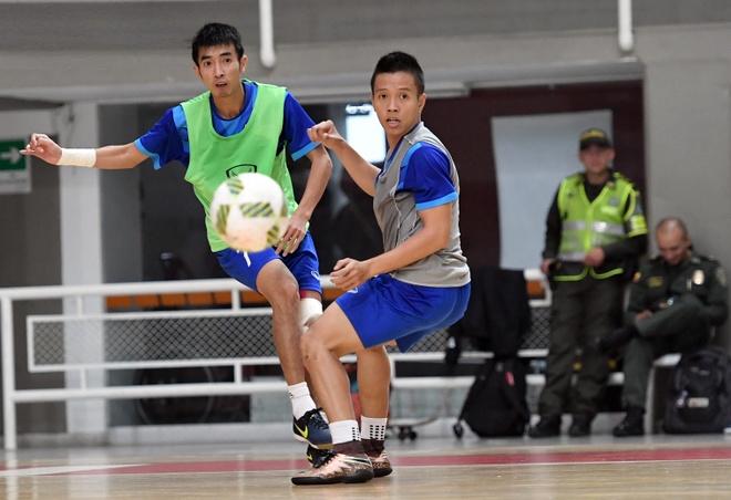 Tuyen futsal Viet Nam du World Cup anh 5