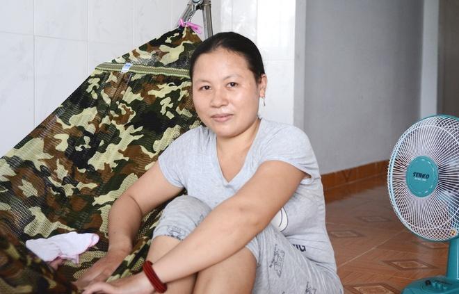 Vo Le Van Cong khong dam ho to khi chong vo dich Paralympics hinh anh