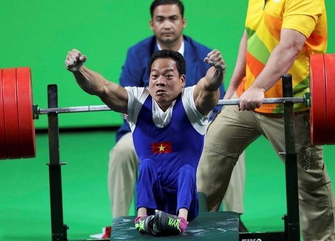 Tien thuong Paralympics cua Malaysia gap 48 lan Viet Nam hinh anh
