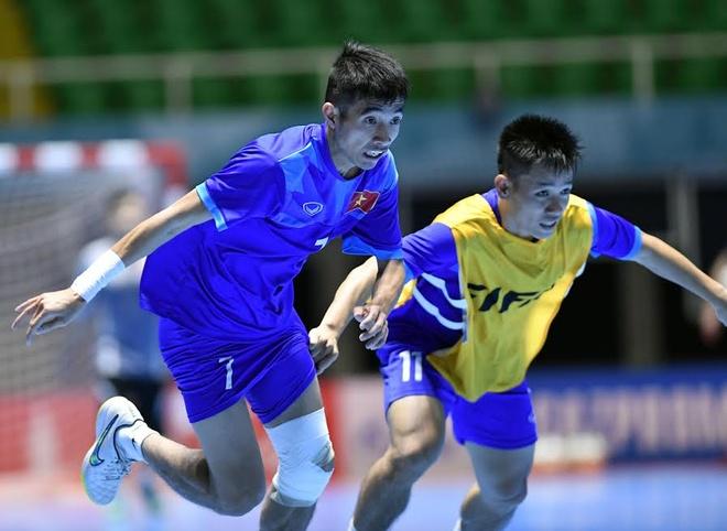 FIFA futsal World Cup: Viet Nam quyet thang Guatemala hinh anh