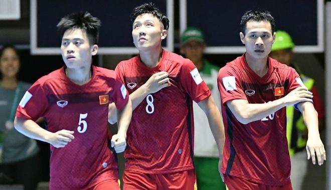 Tuyen futsal Viet Nam bat bai duoc Guatemala hinh anh
