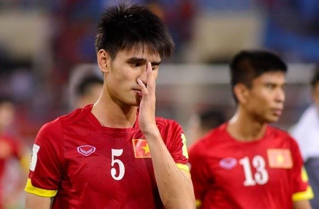 Tuyen Viet Nam tut 3 bac tren bang xep hang FIFA hinh anh