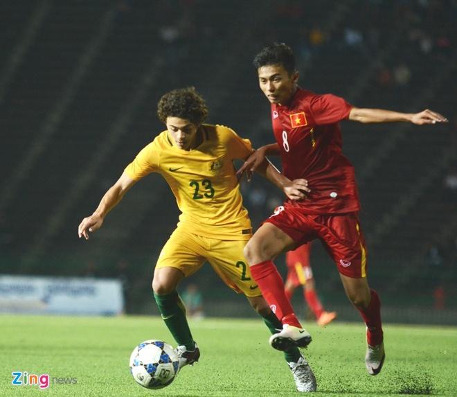 U16 Viet Nam nguoc dong danh bai Australia hinh anh 1