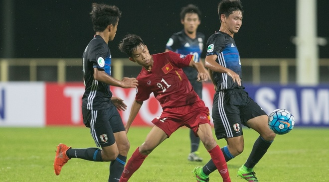 U16 Viet Nam muon phuc thu Australia o giai chau A hinh anh 1