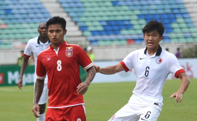Tuyen Myanmar tap huan o chau Au de chuan bi cho AFF Cup hinh anh