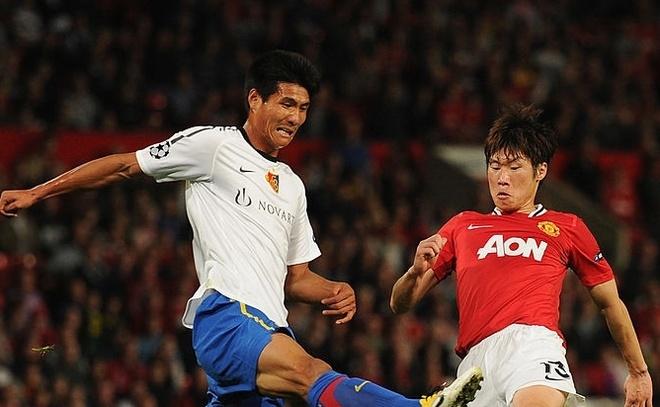 Trieu Tien dua cau thu tung da Champions League den Viet Nam hinh anh