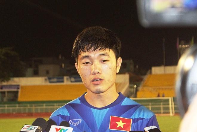 Xuan Truong chua tu tin ve kha nang choi bong o Han Quoc hinh anh