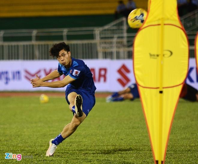 Cong Phuong, Tuan Anh co co hoi da chinh truoc Trieu Tien hinh anh 2