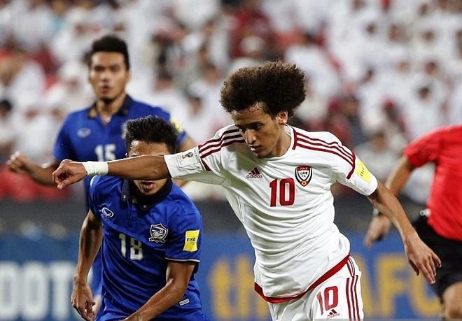 Thai Lan thua tran thu 3 tai vong loai World Cup hinh anh