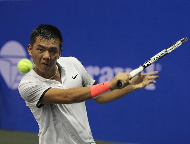Ly Hoang Nam dung buoc o vong 2 giai Vietnam Open hinh anh