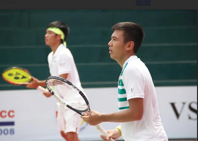 Cap Hoang Nam, Hoang Thien thua o tu ket Vietnam Open hinh anh