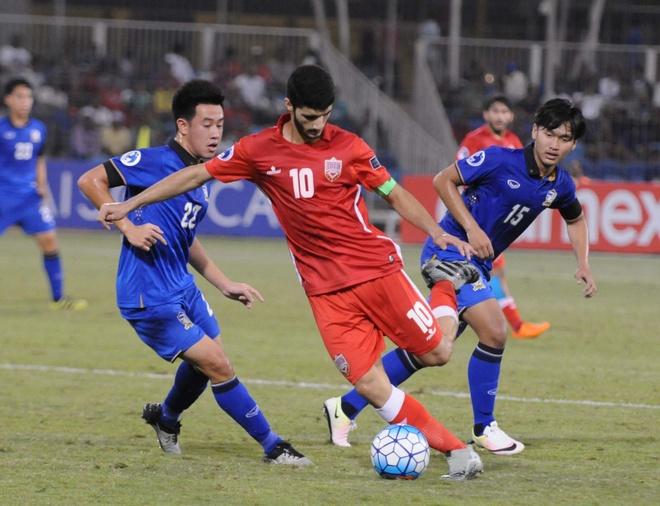 Bahrain muon giai ma hang phong ngu U19 Viet Nam hinh anh 1