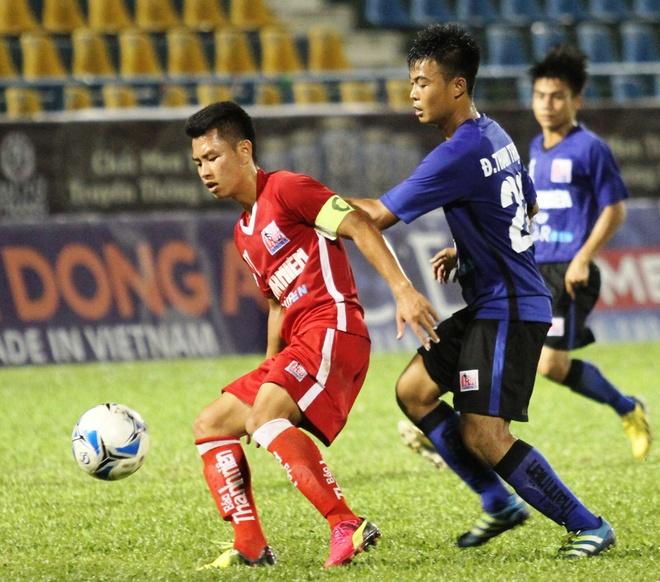 Thieu sao U19 Viet Nam, PVF thua tran o giai U21 quoc gia hinh anh