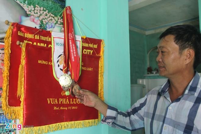 Nhung cau chuyen bi mat cua nguoi hung U19 Viet Nam hinh anh 1