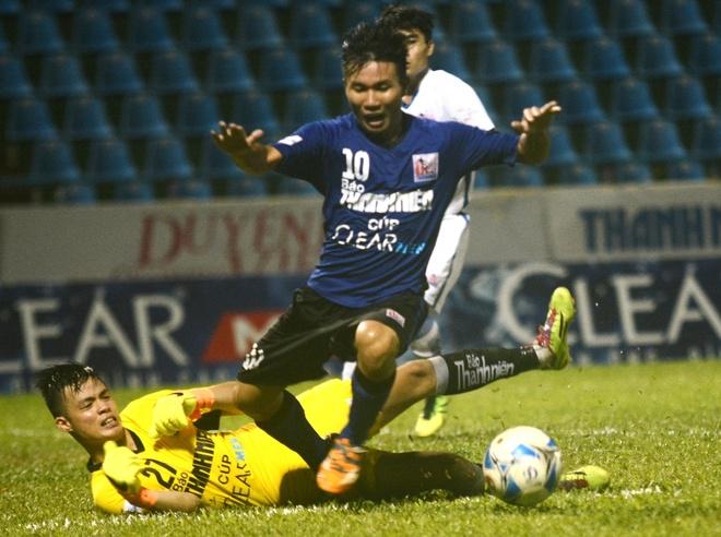 Nhieu cau thu U19 Viet Nam ve da giai U21 quoc gia hinh anh 1