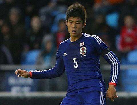 CLB Fukuoka mang sao U19 Nhat Ban dau voi tuyen Viet Nam hinh anh