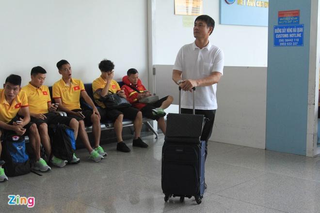 Tuyen Viet Nam len duong du AFF Cup anh 4
