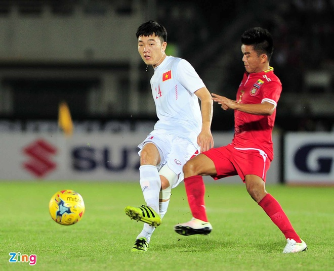 HLV Myanmar tin doi nha se on khi gap Campuchia hinh anh 1