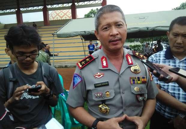 Indonesia bo tri 3.000 nhan vien an ninh cho tran ban ket hinh anh