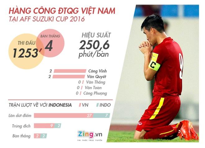 Tuyen Viet Nam tai AFF Cup: Su ket hop dang do hinh anh 1