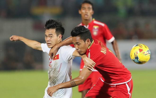 Tuyen Viet Nam cho doi thach thuc tai vong loai Asian Cup hinh anh