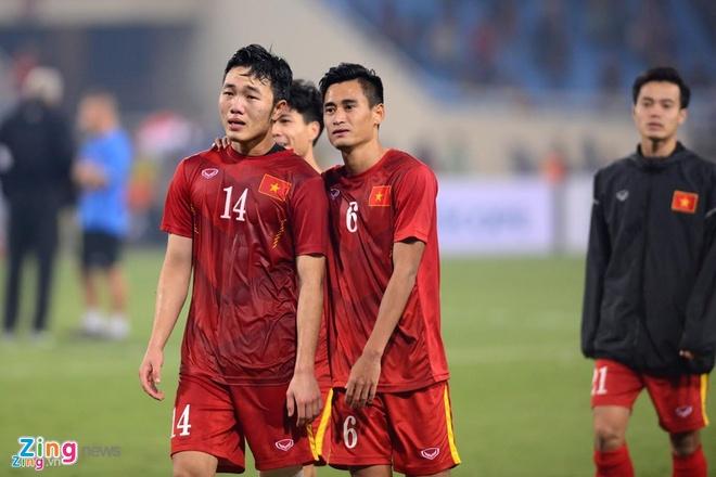 Tuyen Viet Nam cho doi thach thuc tai vong loai Asian Cup hinh anh 1