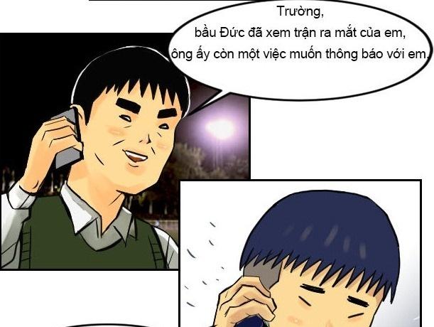 Webtoon Xuan Truong tuc gian vi dinh kien cau thu thuong mai hinh anh