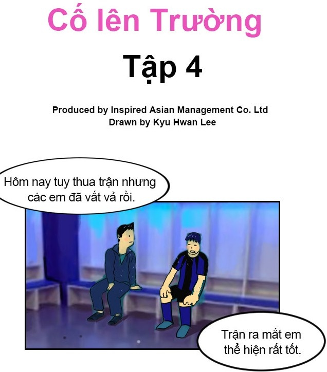 Webtoon Xuan Truong tuc gian vi dinh kien cau thu thuong mai hinh anh 1
